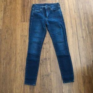 Topshop skinny jeans